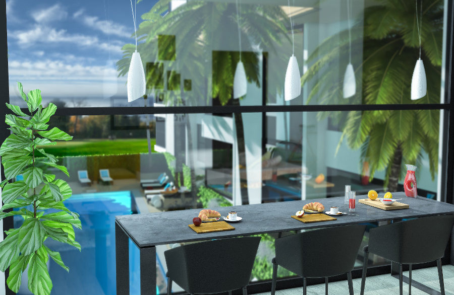 Kyrenia City Oasis Seaview Apartments A3 - North Cyprus Property