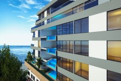 Kyrenia City Oasis Seaview Apartments D5 - North Cyprus Property