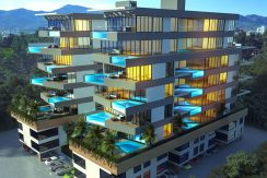Kyrenia City Oasis Seaview Apartments D7 - North Cyprus Property