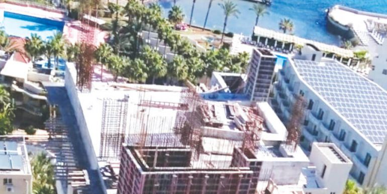 Kyrenia City Oasis Seaview Apartments - North Cyprus Property A1