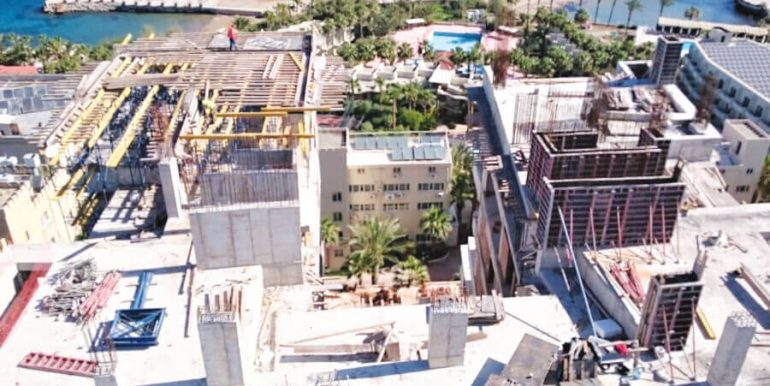 Kyrenia City Oasis Seaview Apartments - North Cyprus Property A2
