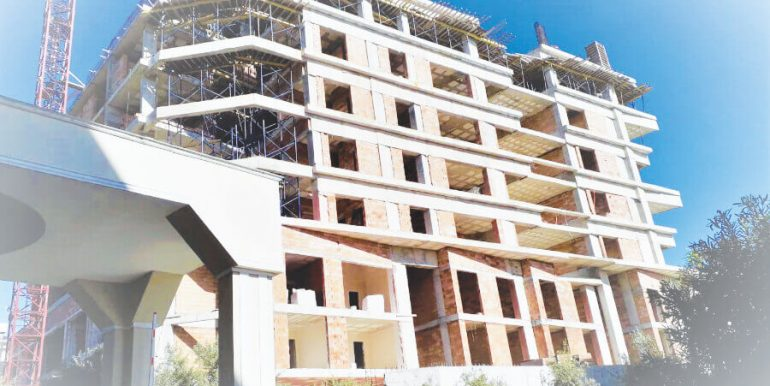 Kyrenia City Oasis Seaview Apartments - North Cyprus Property A3