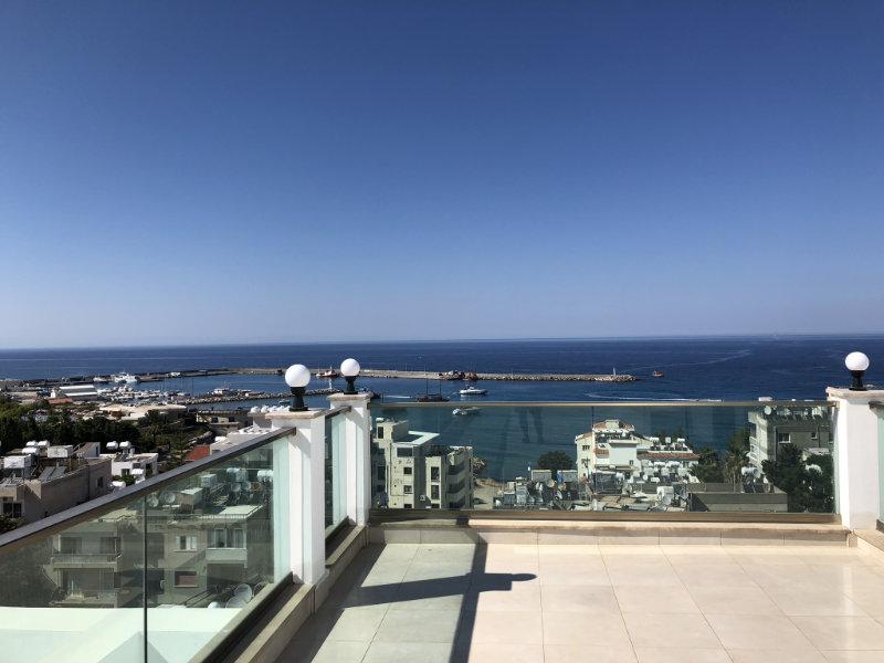 Kyrenia Marine Residences Penthouse