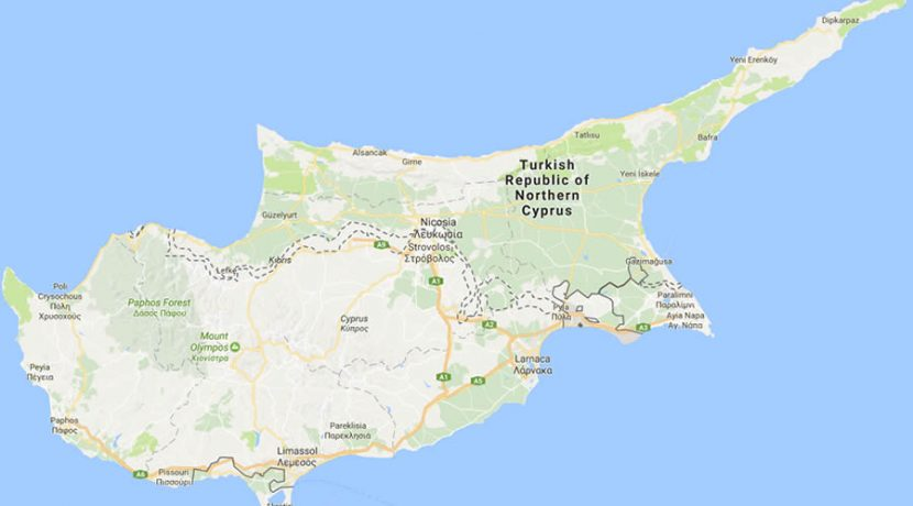 North Cyprus Map - North Cyprus International