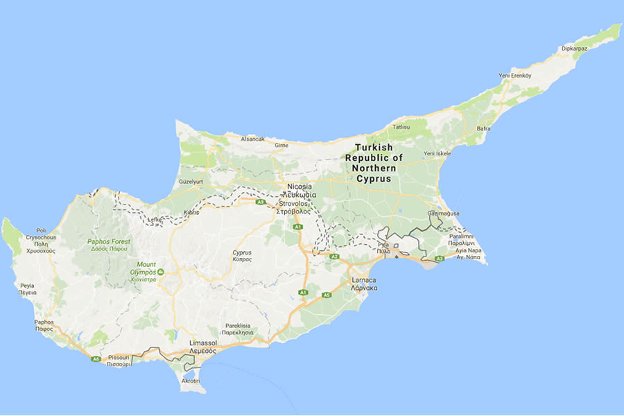 Will north and south Cyprus be reunified North Cyprus International