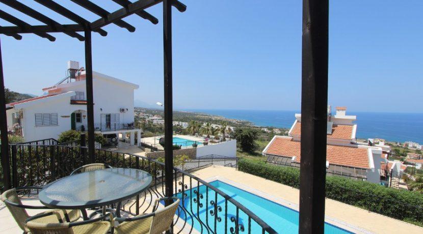 Esentepe Hillside Carob Villa 10 - North Cyprus Property
