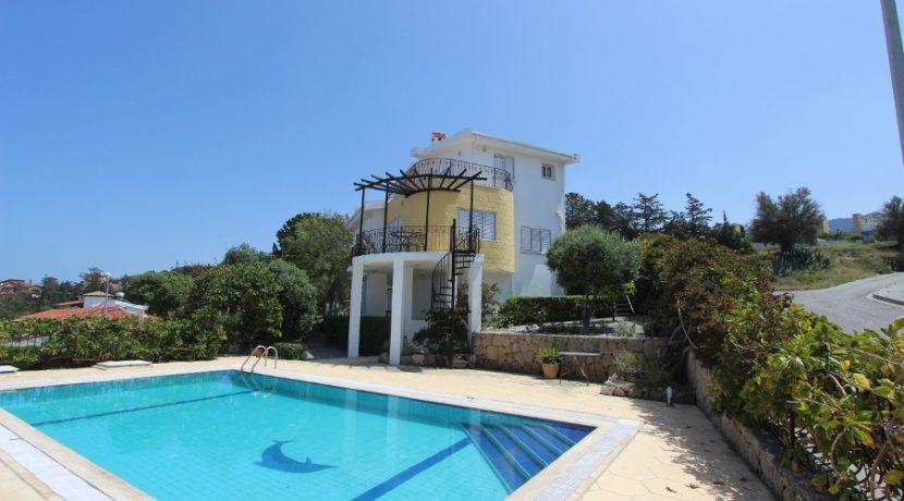 Esentepe Hillside Carob Villa 21 - North Cyprus Property