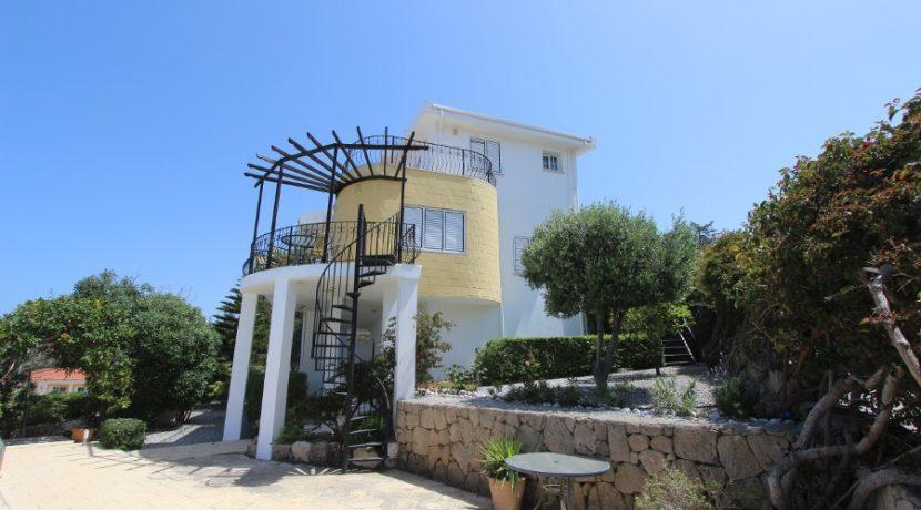 Esentepe Hillside Carob Villa 23 - North Cyprus Property