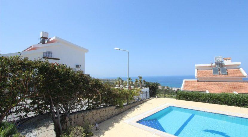 Esentepe Hillside Carob Villa 4 - North Cyprus Property