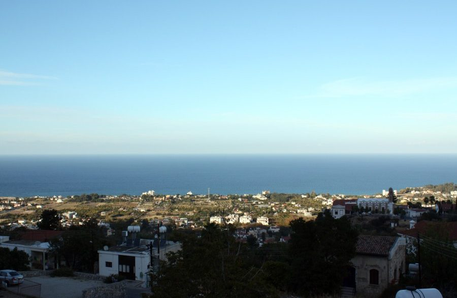 Lapta Peak SeaView Apartment 3 Bed 4 - North Cyprus Property