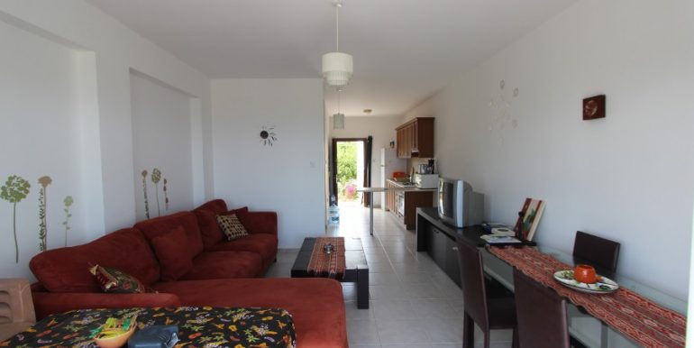 Esentepe Seaview Garden Apartment 2 Bed 12 - North Cyprus Property
