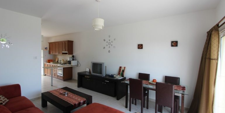 Esentepe Seaview Garden Apartment 2 Bed 13 - North Cyprus Property