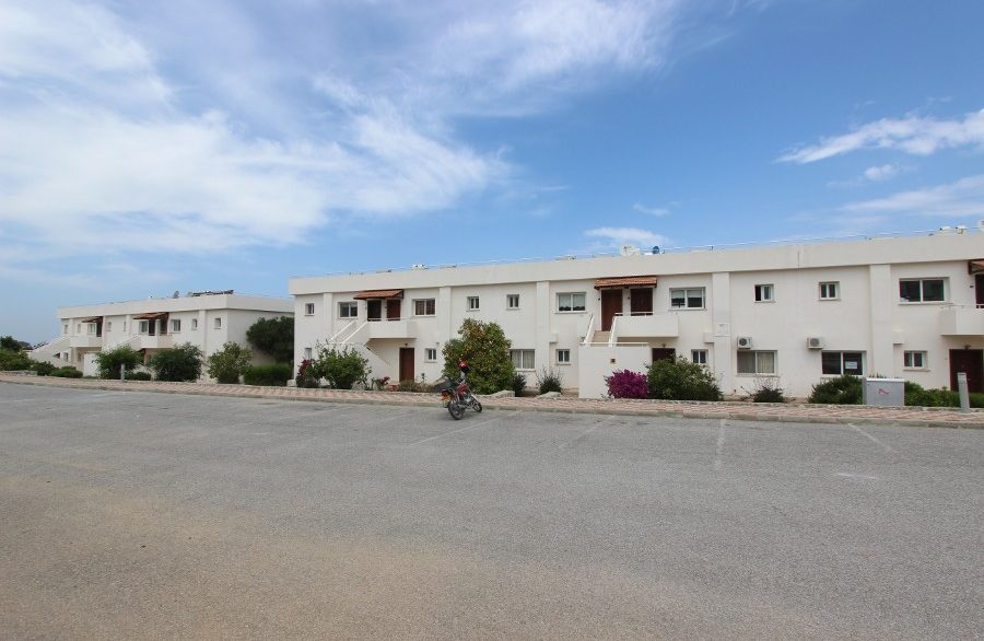 Esentepe Seaview Garden Apartment 2 Bed 14 - North Cyprus Property