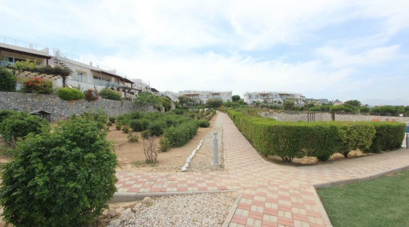 Esentepe Seaview Garden Apartment 2 Bed 16 - North Cyprus Property