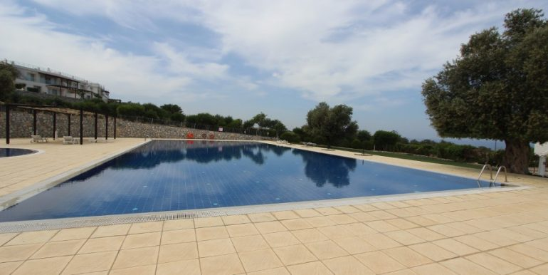 Esentepe Seaview Garden Apartment 2 Bed 17 - North Cyprus Property