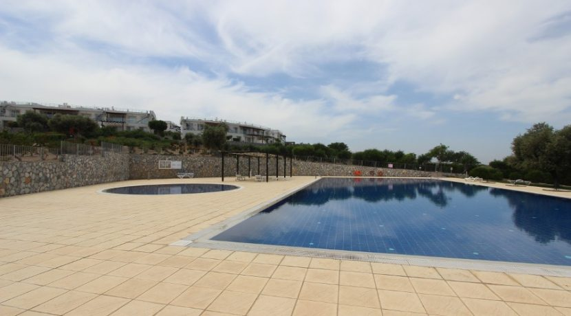 Esentepe Seaview Garden Apartment 2 Bed 18 - North Cyprus Property