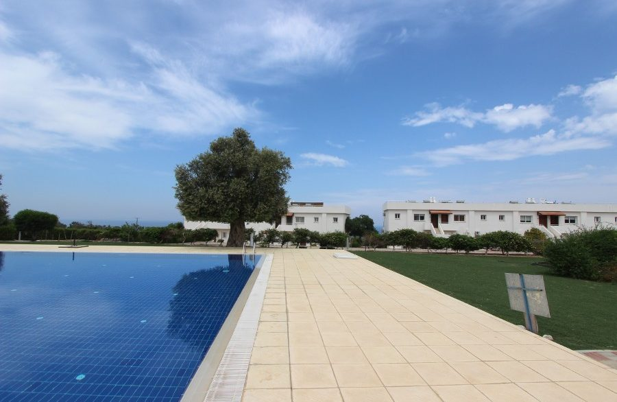 Esentepe Seaview Garden Apartment 2 Bed 19 - North Cyprus Property