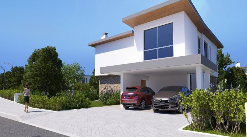Camila Salamis Villas 10 - North Cyprus Property