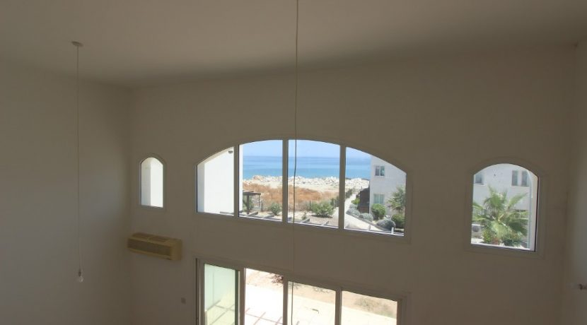 Bahceli Beachfront Mini Villa 2 Bed 12 - North Cyprus Property
