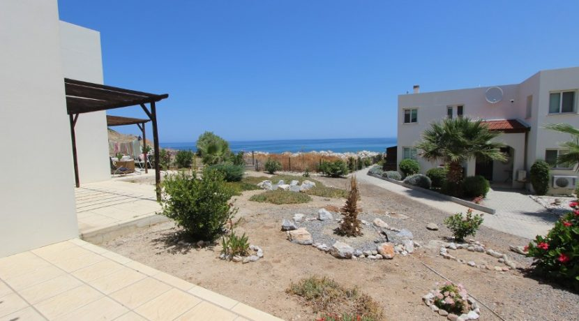 Bahceli Beachfront Mini Villa 2 Bed 2 - North Cyprus Property