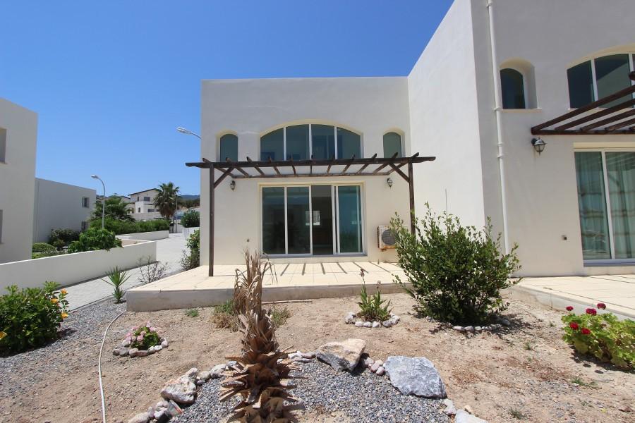 Bahceli Beachfront Mini Villa 2 Bed North Cyprus Property