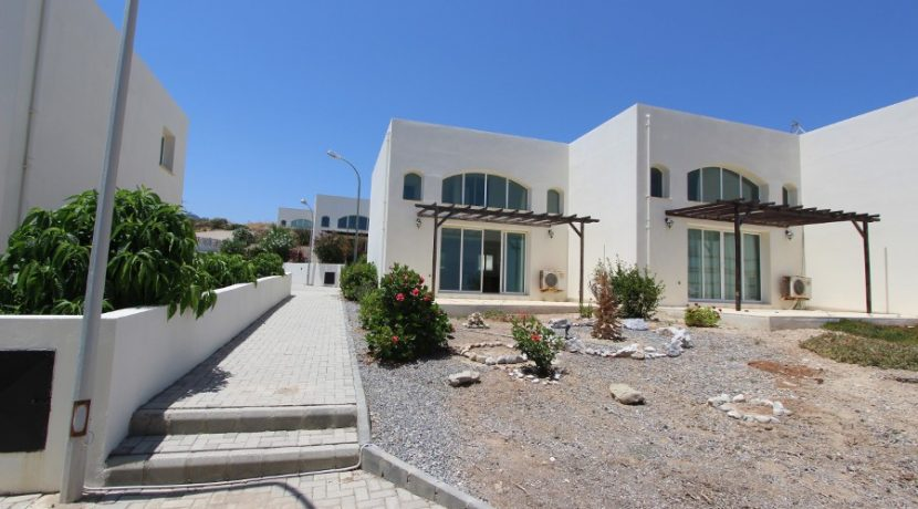 Bahceli Beachfront Mini Villa 2 Bed 4 - North Cyprus Property