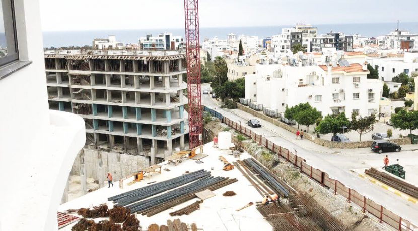 Kyrenia Heights Ultra-Modern 4 Bed Apartment - North Cyprus Property A1