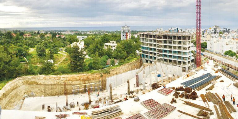 Kyrenia Heights Ultra-Modern 4 Bed Apartment - North Cyprus Property A2