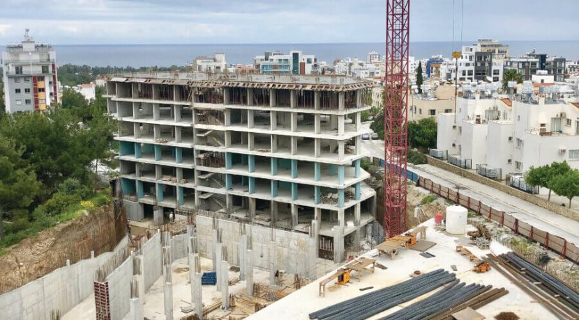 Kyrenia Heights Ultra-Modern 4 Bed Apartment - North Cyprus Property A3