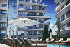 Kyrenia Heights Ultra-Modern Apartments 10 - North Cyprus Property