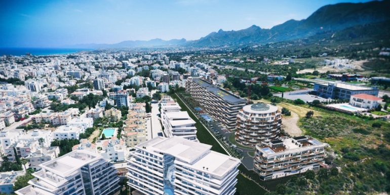Kyrenia Heights Ultra-Modern Apartments 11 - North Cyprus Property