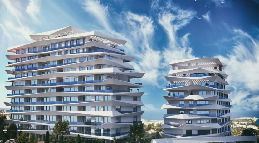 Kyrenia Heights Ultra-Modern Apartments 5 - North Cyprus Property