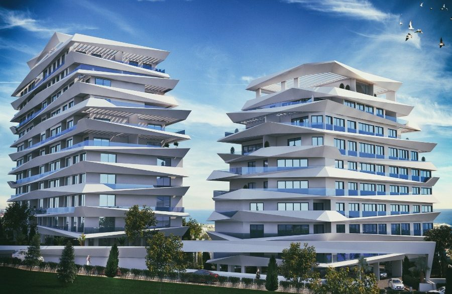 Kyrenia Heights Ultra-Modern Apartments 7 - North Cyprus Property
