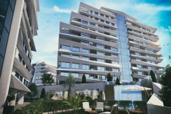 Kyrenia Heights Ultra-Modern Apartments 8 - North Cyprus Property