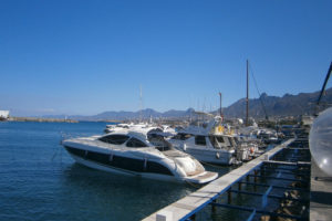 A new from Kyrenia Marina - North Cyprus