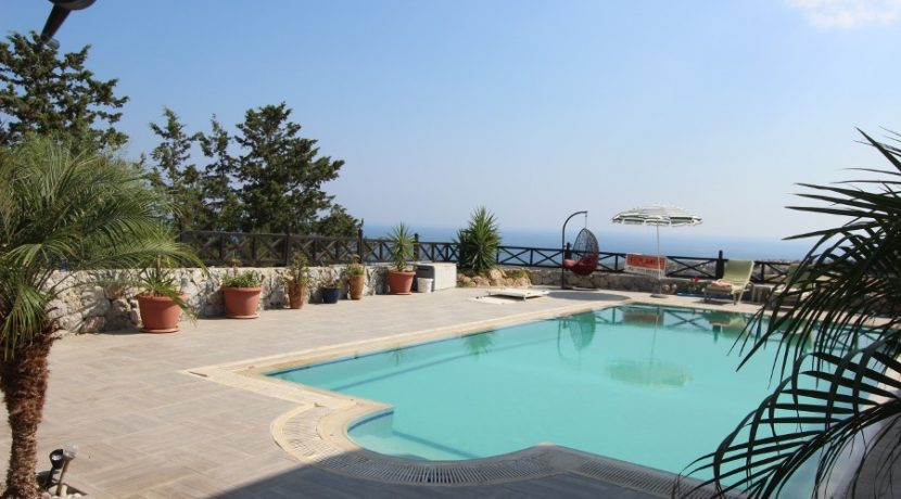 Esentepe Seaview Village Villa 55 - North Cyprus Properties