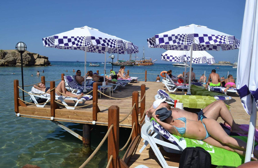 Kyrenia Escape Beach 2 - Northern Cyprus