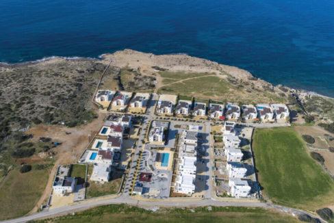 Tatlisu Bay Luxury Villas and Apartments Site Plan - North Cyprus International