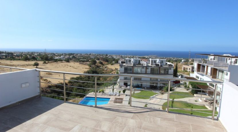 Triple Vista Kyrenia Villa Y26 - North Cyprus Property
