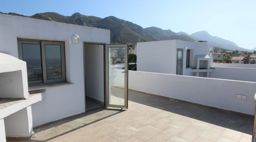 Triple Vista Kyrenia Villa Y27 - North Cyprus Property
