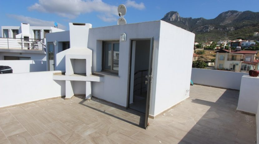 Triple Vista Kyrenia Villa Y28 - North Cyprus Property