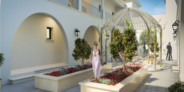 West Side Beach Town Houses 2 Bed 8 - North Cyprus Properties