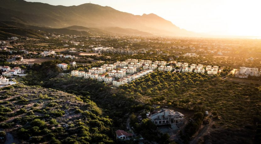 West Side Beach Town Houses A22 - North Cyprus Properties