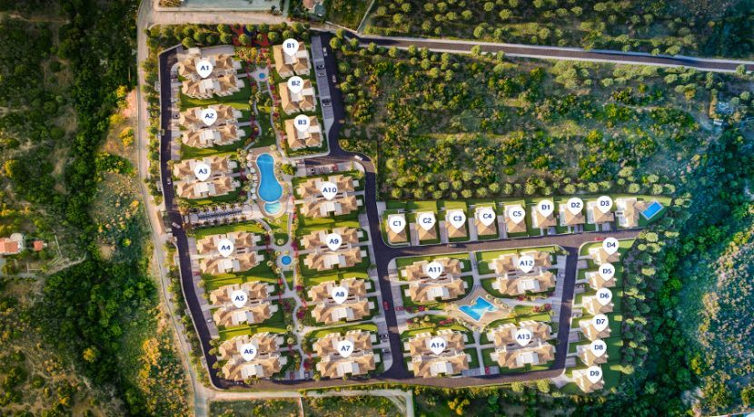 West Side Beach Town Houses A24 - North Cyprus Properties