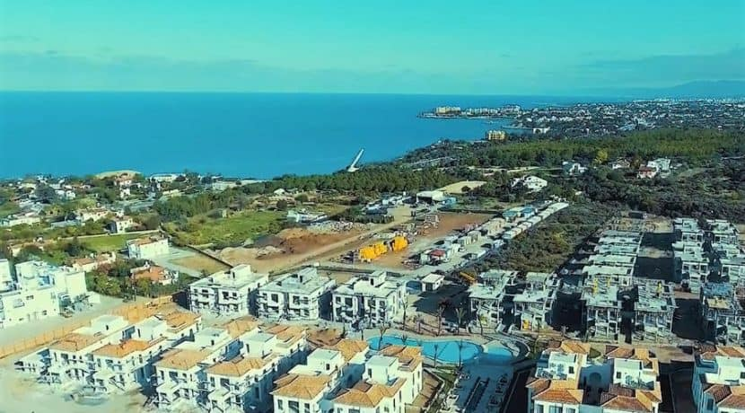 West Side Beach Town Houses NEW - North Cyprus Properties 1