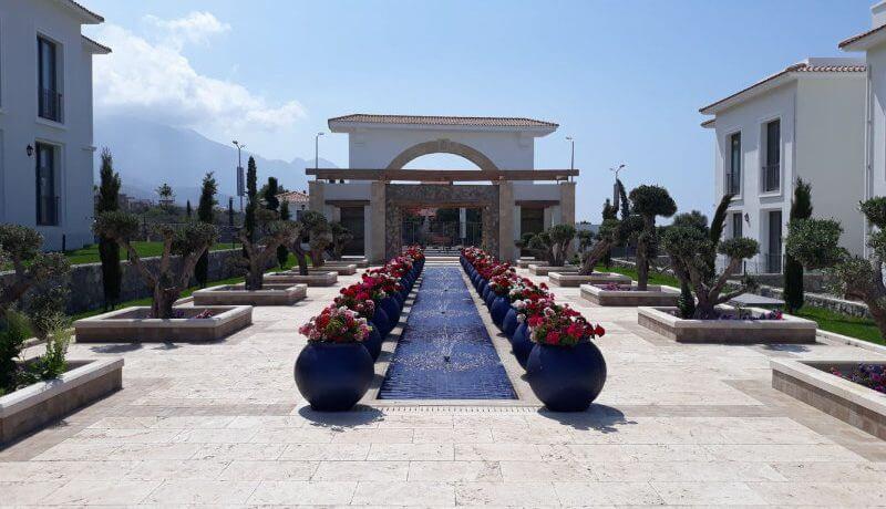 West Side Beach Town Houses NM - North Cyprus Properties 10