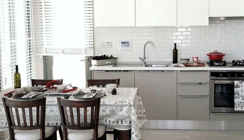West Side Beach Town Houses NM - North Cyprus Properties 11