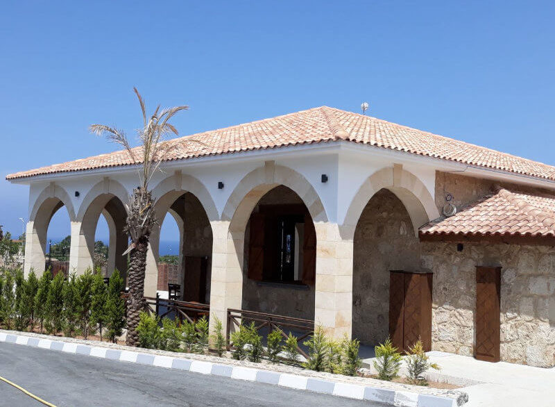 West Side Beach Town Houses NM - North Cyprus Properties 18