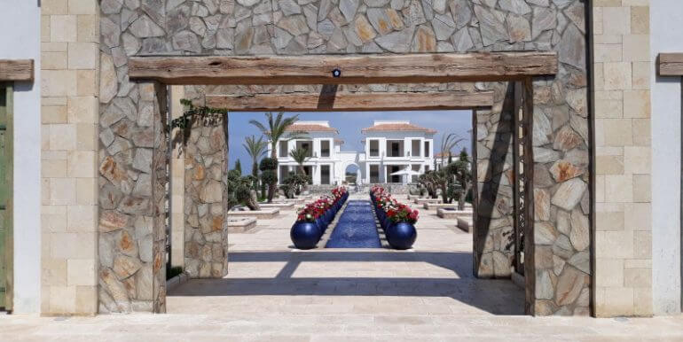 West Side Beach Town Houses NM - North Cyprus Properties 22