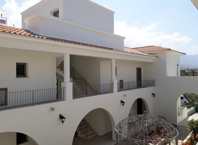 West Side Beach Town Houses NM - North Cyprus Properties 5